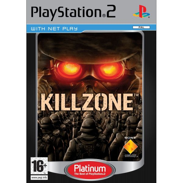 Killzone [PS2] - BAZ�R (pou�it� tovar)