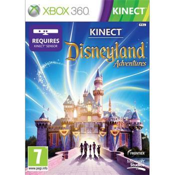 Kinect: Disneyland Adventures [XBOX 360] - BAZÁR (použitý tovar)