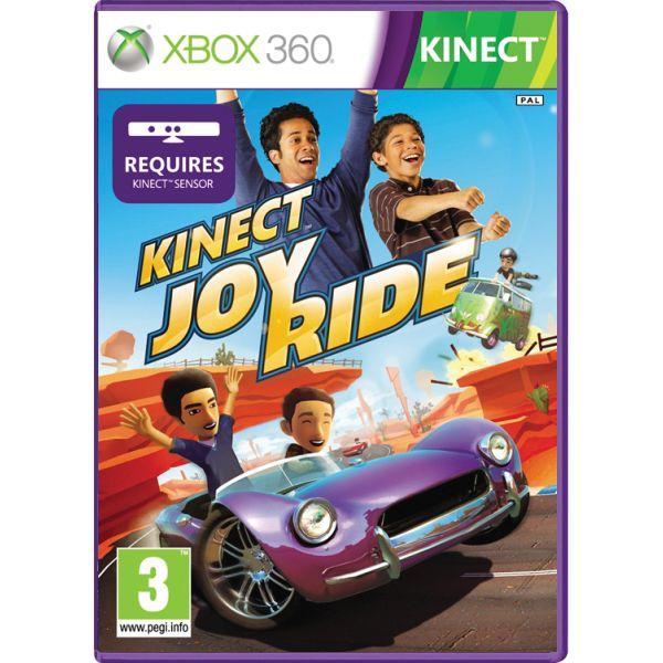 Kinect Joy Ride XBOX 360 - BAZÁR (použitý tovar)