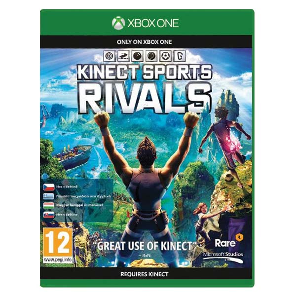 Kinect Sports Rivals CZ XBOX ONE
