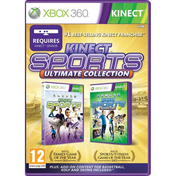 Kinect Sports (Ultimate Collection) XBOX 360