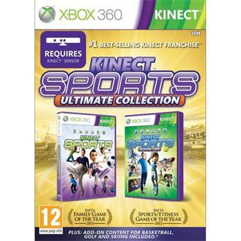 Kinect Sports Ultimate Collection XBOX 360 - BAZÁR (použitý tovar)