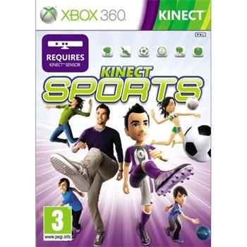 Kinect Sports [XBOX 360] - BAZÁR (použitý tovar)
