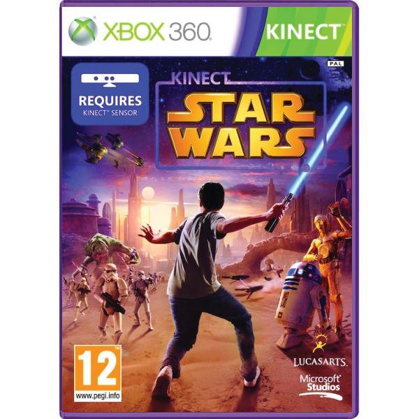 Kinect Star Wars- XBOX 360- BAZÁR (použitý tovar)