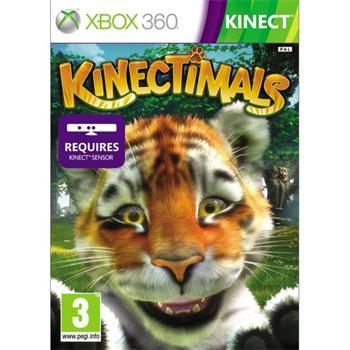 Kinectimals [XBOX 360] - BAZÁR (použitý tovar)