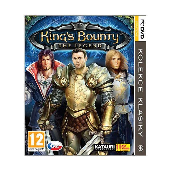 King's Bounty: The Legend CZ