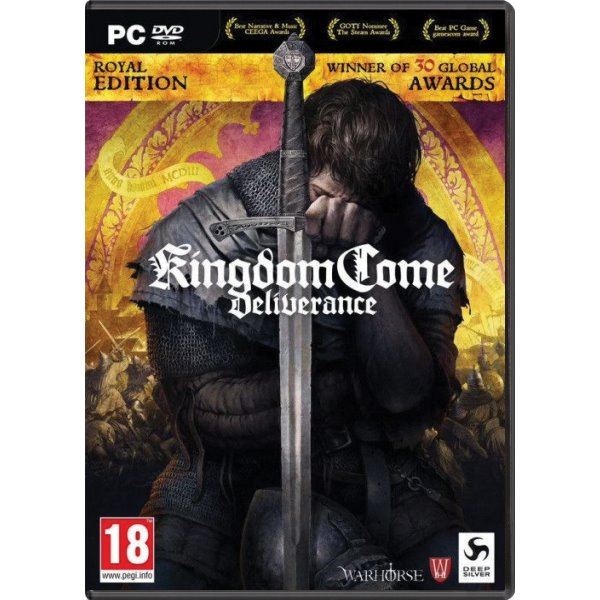 Kingdom Come: Deliverance CZ (Royal Edition)