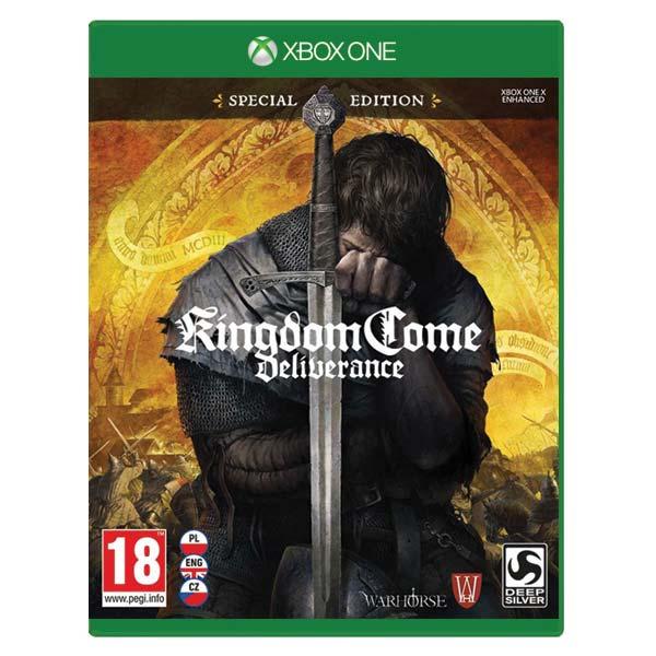 Kingdom Come: Deliverance CZ (Special Edition)