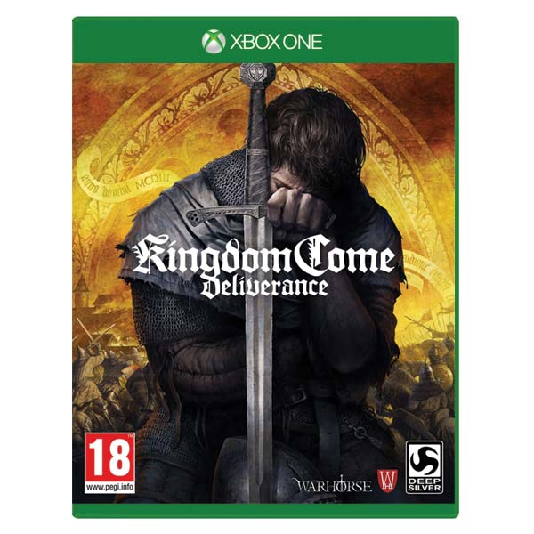Kingdom Come: Deliverance CZ [XBOX ONE] - BAZÁR (použitý tovar)