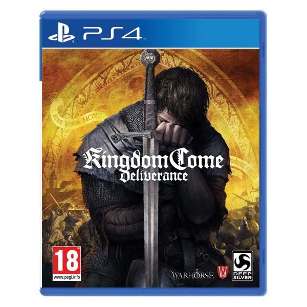 Kingdom Come: Deliverance [PS4] - BAZÁR (použitý tovar)