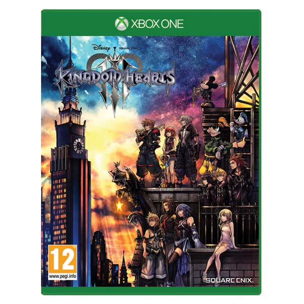 Kingdom Hearts 3 [XBOX ONE] - BAZÁR (použitý tovar)