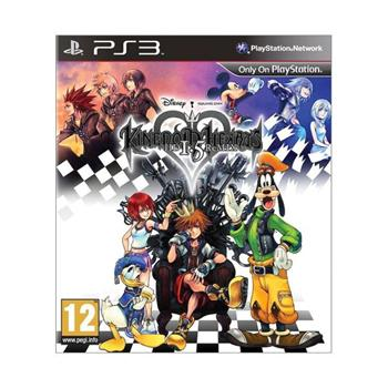 Kingdom Hearts HD 1.5 ReMIX [PS3] - BAZ�R (pou�it� tovar)