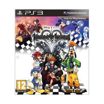 Kingdom Hearts HD 1.5 ReMIX [PS3] - BAZÁR (použitý tovar)