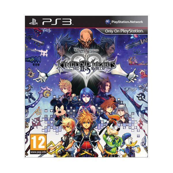 Kingdom Hearts HD 2.5 ReMIX [PS3] - BAZÁR (použitý tovar)