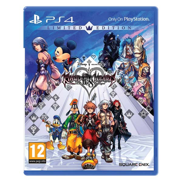Kingdom Hearts HD 2.8: Final Chapter Prologue (Limited Edition)