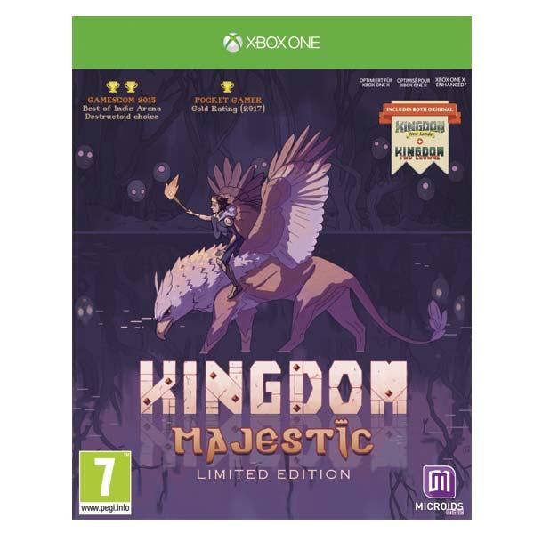 Kingdom Majestic (Limited Edition) XBOX ONE