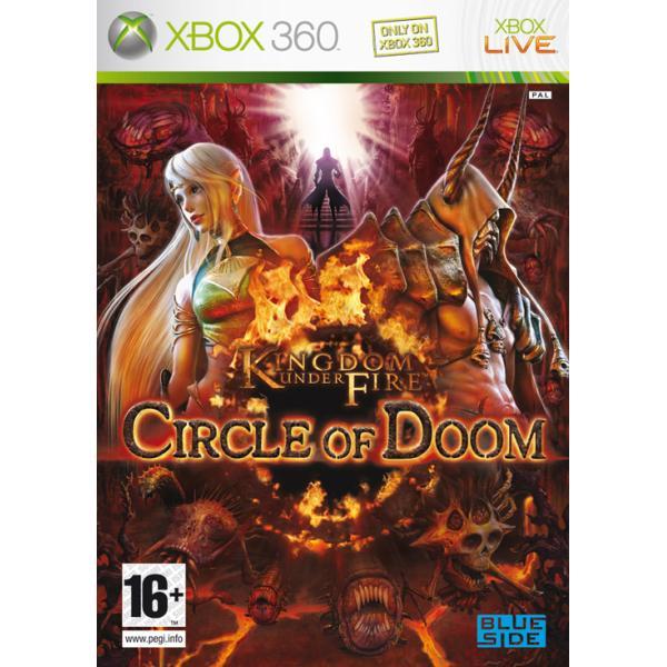 Kingdom Under Fire: Circle of Doom [XBOX 360] - BAZÁR (použitý tovar)