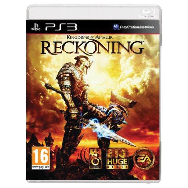 Kingdoms of Amalur: Reckoning [PS3] - BAZÁR (použitý tovar)