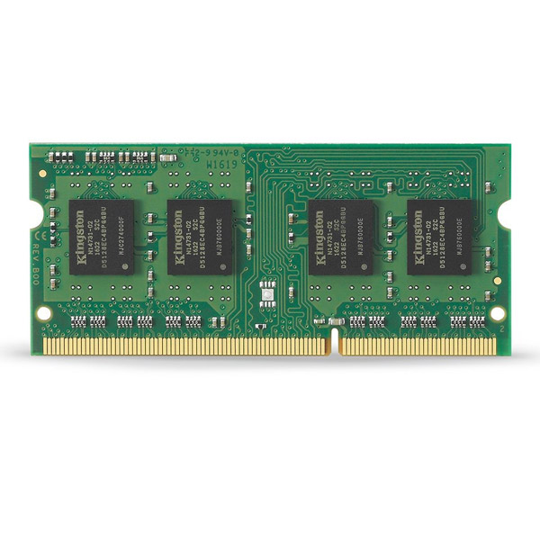 Kingston 2GB DDR3 Kingston 1333MHz Non-ECC CL9 SODIMM KVR13S9S6/2