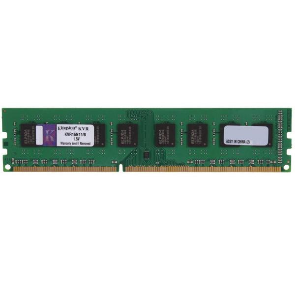 Kingston 8GB 1600 MHz DDR3 CL11 DIMM