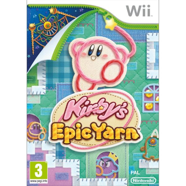 Kirby�s Epic Yarn