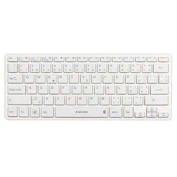 Klávesnica Evolveo WK29W Bluetooth pre Samsung Galaxy Tab 4 10.1 VE - T533, White