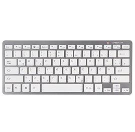 Klávesnica Speed-Link Libera Bluetooth pre Apple iPad Pro, EN, Silver/White