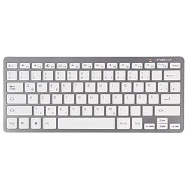 Klávesnica Speed-Link Libera Bluetooth pre Asus ZenPad 8.0 - Z380KL, EN, Silver/White
