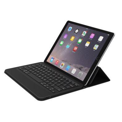 Klávesnica/stojan ZAGG Bluetooth Messenger pre Váš tablet - veľkosť XL, CZ/SK, bez podsvietenia, Black