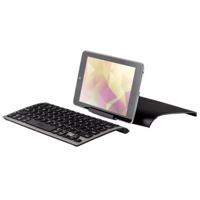 Klávesnica ZAGGkeys Universal Bluetooth pre nVidia Shield K1 Tablet, EN, Black