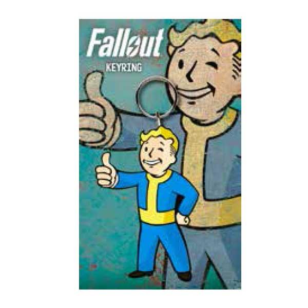 Kľúčenka Fallout 4: Vault Boy Thumbs