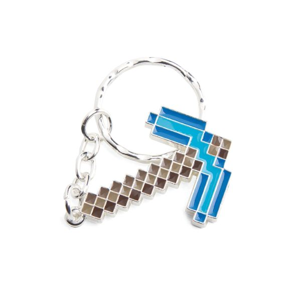 Kľúčenka Minecraft Diamond Pickaxe