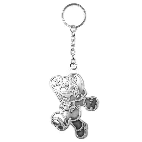 K¾úèenka Nintendo - Silver Mario