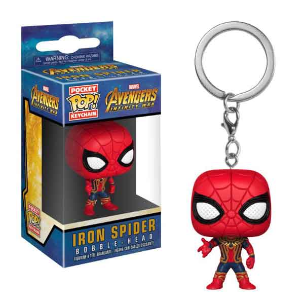 K¾úèenka Pocket POP! Avengers Infinity War - Iron Spider