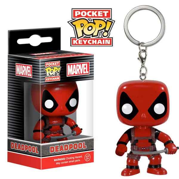 K¾úèenka Pocket POP! Marvel Comics Deadpool