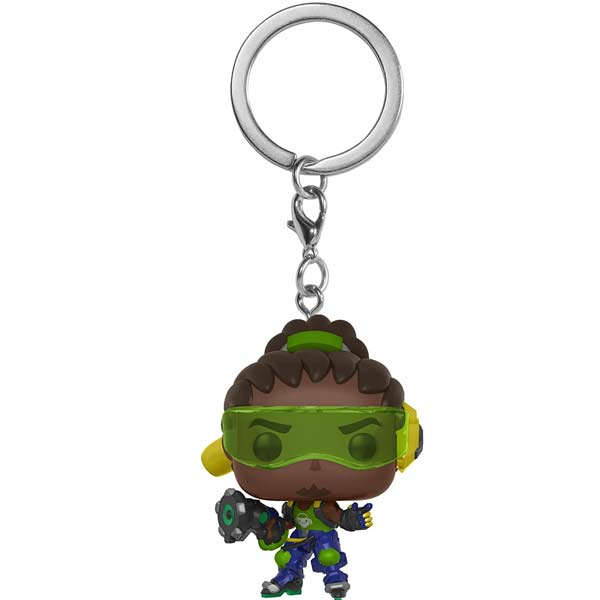 Kľúčenka Pocket POP! Overwatch - Lucio
