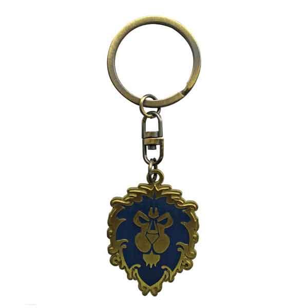 Kľúčenka World of Warcraft Alliance ABYKEY198