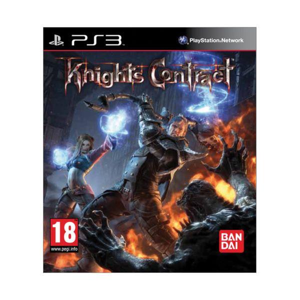 Knights Contract [PS3] - BAZÁR (použitý tovar)