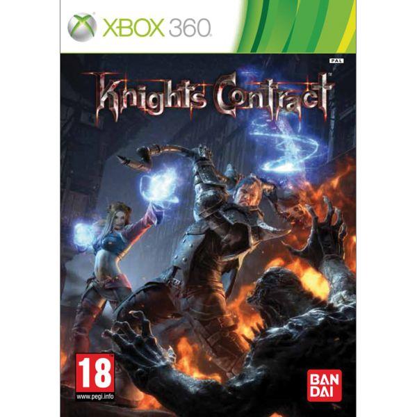 Knights Contract [XBOX 360] - BAZÁR (použitý tovar)