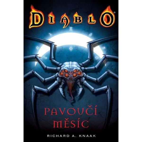 Kniha Diablo: Pavoučí měsíc