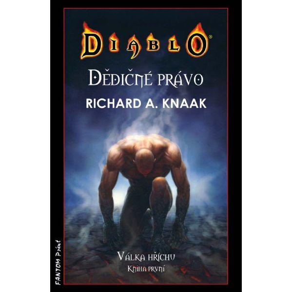 Kniha Diablo Válka høíchu: Dìdièné právo