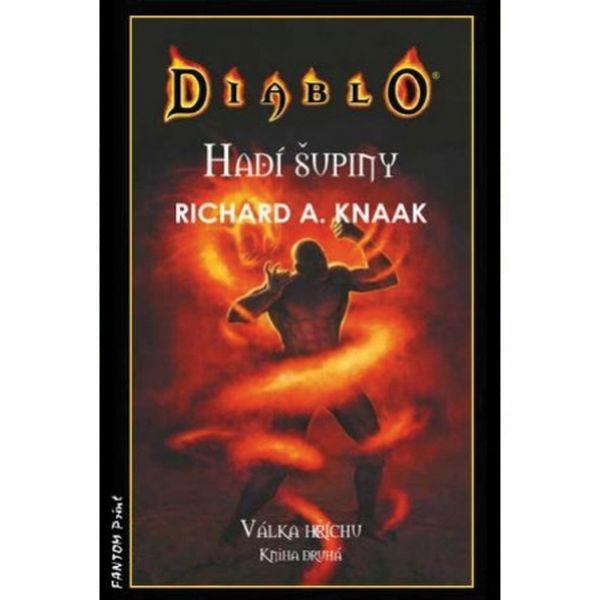 Kniha Diablo Válka hříchu: Hadí šupiny