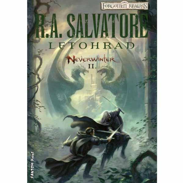 Kniha Neverwinter 2: Letohrad