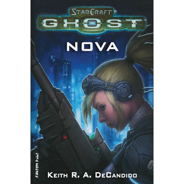 Kniha StarCraft Ghost: Nova