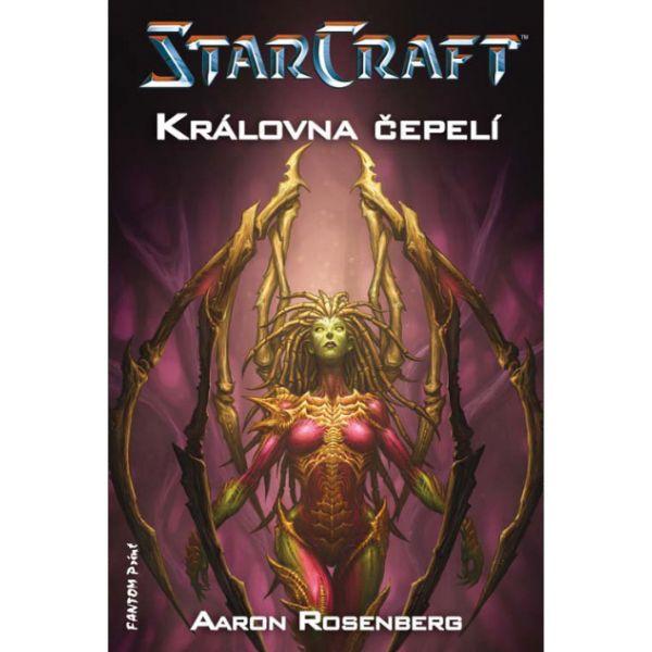 Kniha StarCraft: Královna èepelí
