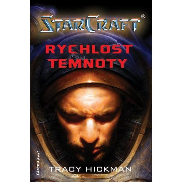 Kniha StarCraft: Rychlost temnoty