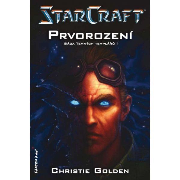 Kniha StarCraft: Sága temných templářů 1: Prvorození