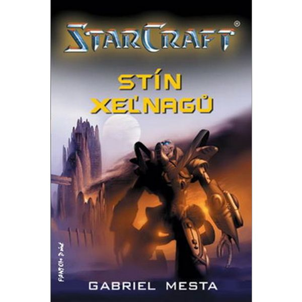 Kniha StarCraft: Stín Xel´Nagù