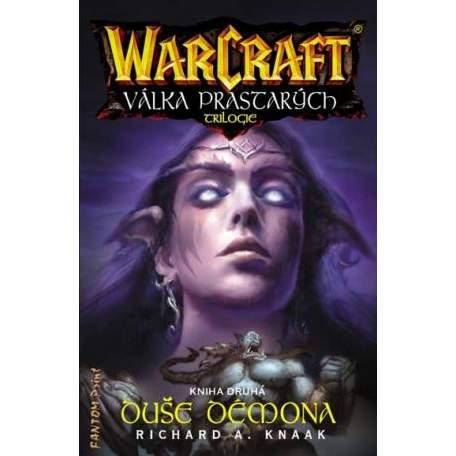 Kniha WarCraft: Válka prastarých: Duše démona