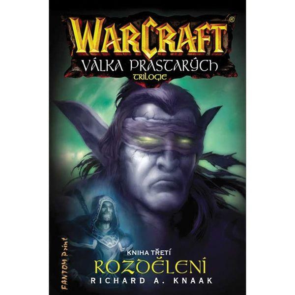 Kniha WarCraft: Válka prastarých: Rozdělení